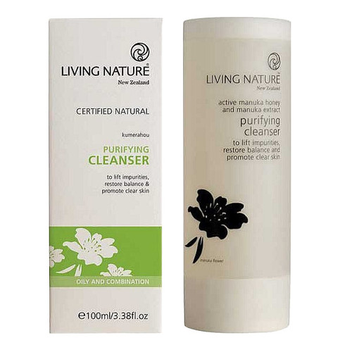 Purifying Cleanser - Certified Natural