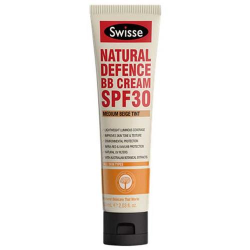 Natural Defence BB Cream SPF30 Medium Beige