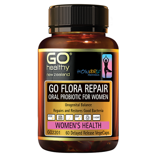 Go Flora Repair