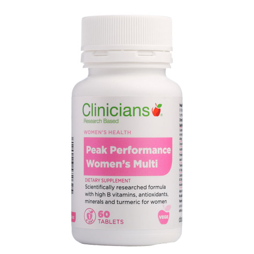 Peak Performance Womens Multi Vitamin