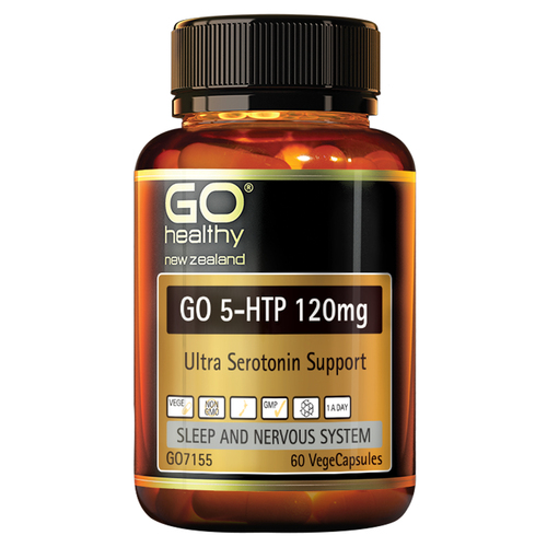 Go 5-HTP 120mg