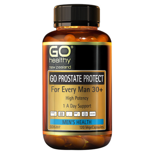 Go Prostate Protect - For Every Man 30+