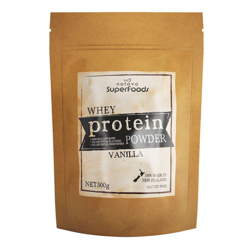 Whey Protein Powder Vanilla