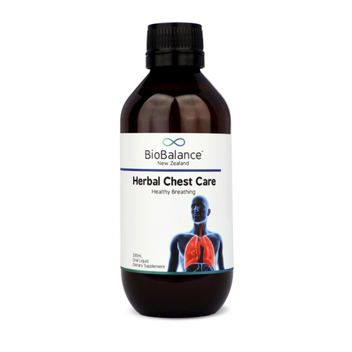 Herbal Chest Care