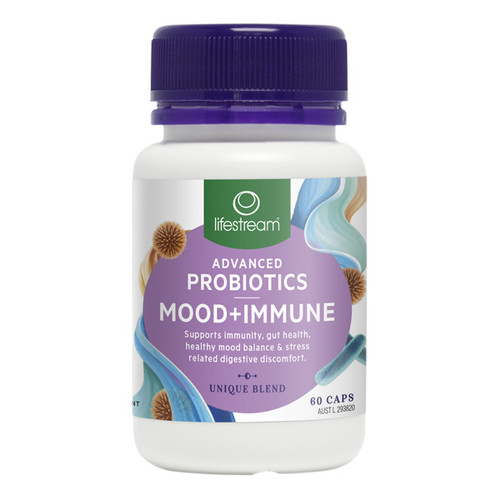 Advanced Probiotics Mood+Immune