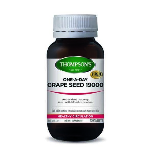 Grape Seed 19,000 One-A-Day