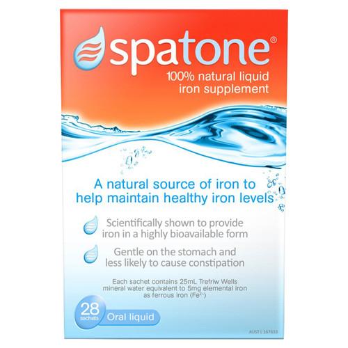 100% Natural Iron Supplement