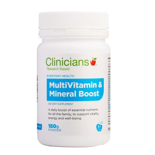 MultiVitamin & Mineral Boost Powder