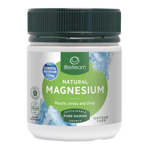 Natural Magnesium