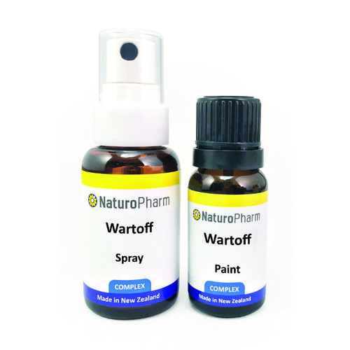 Wart-Off Oral Spray & Paint