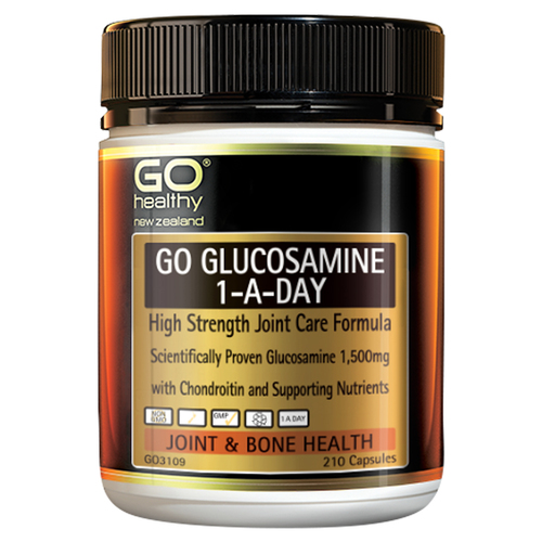 Go Glucosamine 1-A-Day