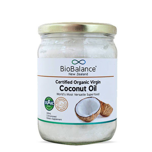 Certified Organic Virgin Coconut Oil
