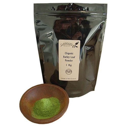 Barley Leaf Powder - certified organic