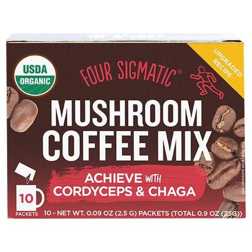 Mushroom Coffee Mix - Achieve