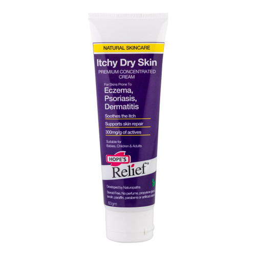 Itchy Dry Skin Cream