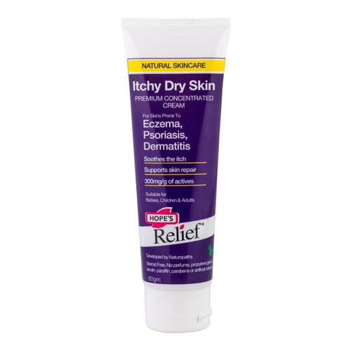 Itchy Dry Skin Cream