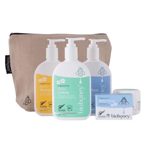 Full Baby Range With Linen Bag