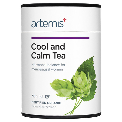 Cool and Calm Tea