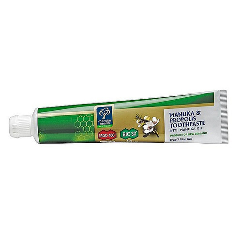 Propolis & MGO400 Manuka Toothpaste With Manuka Oil
