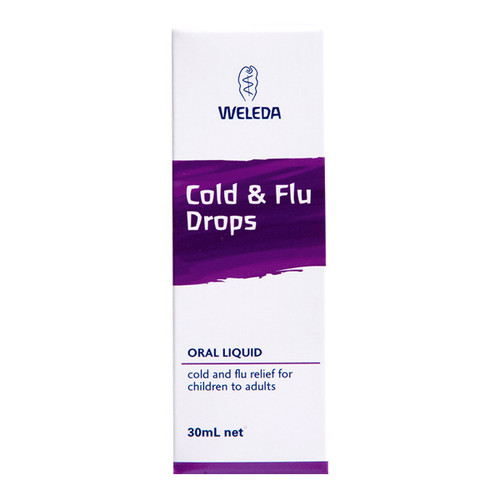 Cold and Flu Drops