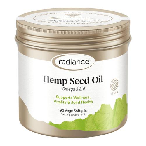 Hemp Seed Oil 100% Pure