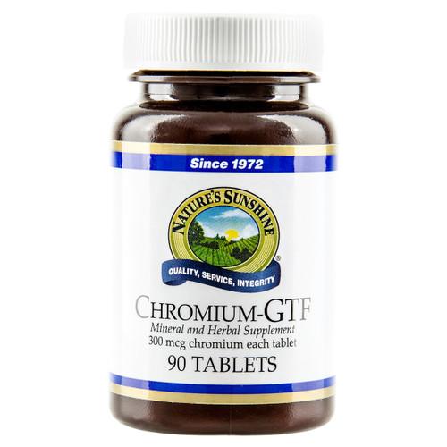 GTF Chromium 300mcg