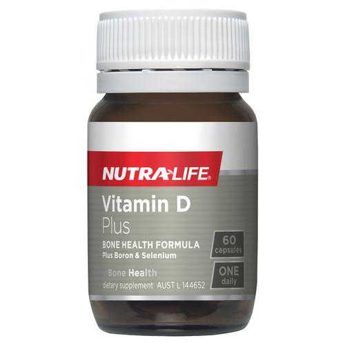 Vitamin D3 1000iu Plus Boron & Selenium