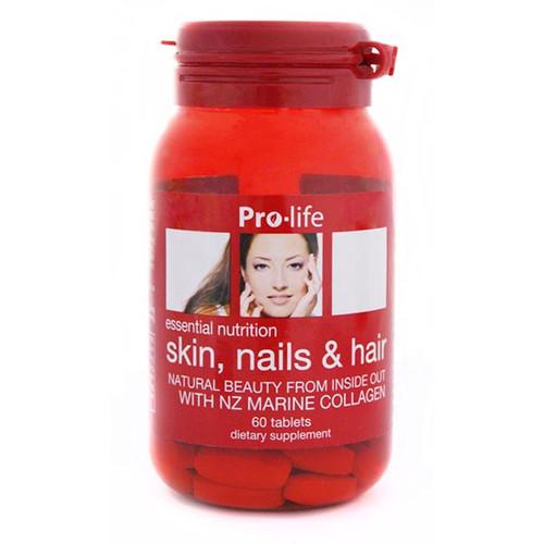 Skin, Nails & Hair - with NZ Marine Collagen