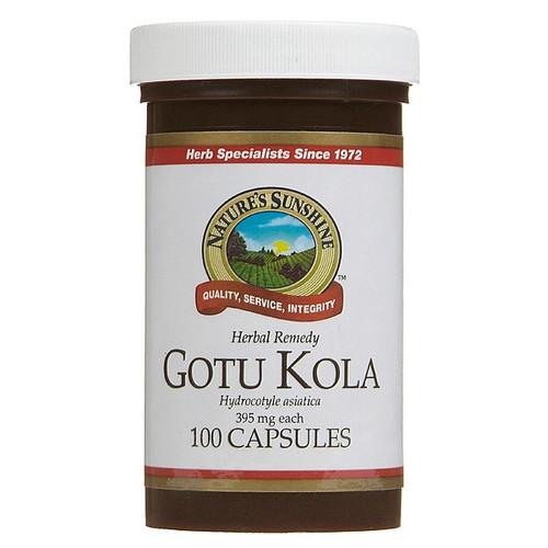Gotu Kola 395mg