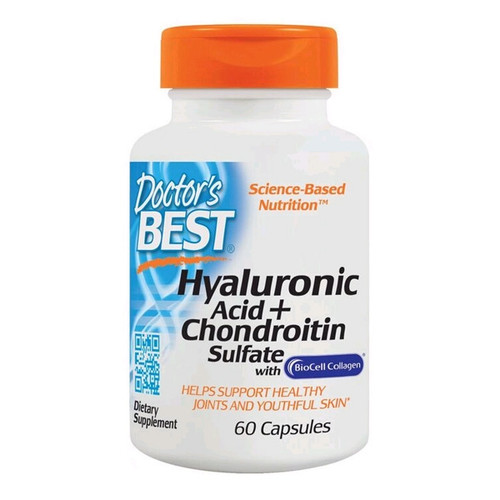 Hyaluronic Acid with Chondroitin Sulfate 100mg