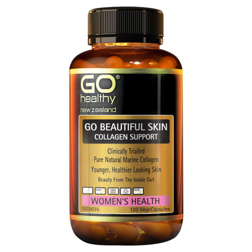 Go Beautiful Skin - Collagen Support