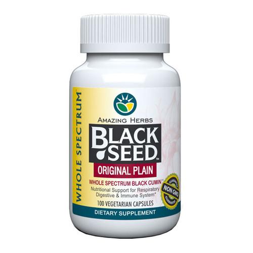 Black Seed Original Plain