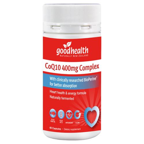 CoQ10 400mg Complex
