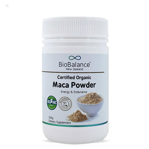 Certified Organic Maca Powder