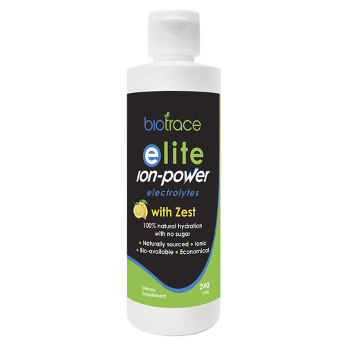 Elite Electrolyte Liquid with Zest