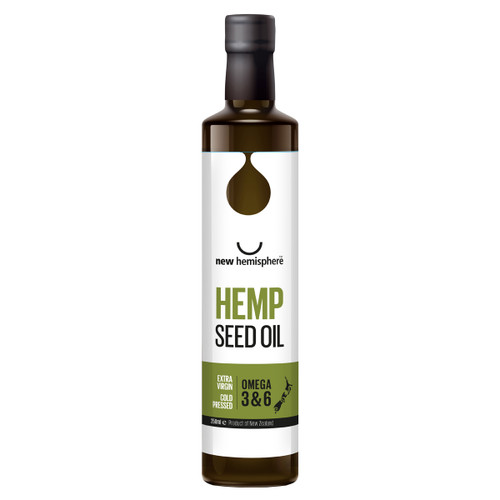 Hemp Seed Oil - liquid