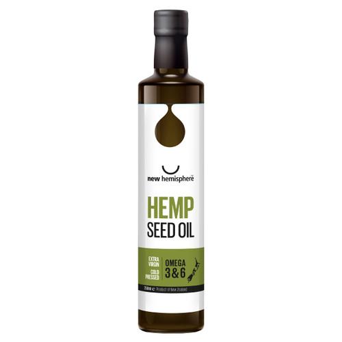 Hemp Seed Oil - liquid