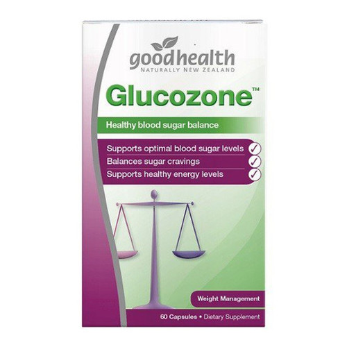 Glucozone - Blood sugar balance
