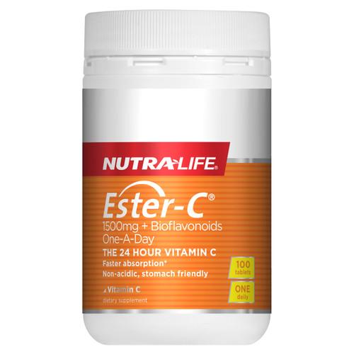 Ester C 1500mg + Bioflavonoids