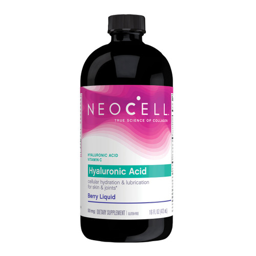 Hyaluronic Acid Blueberry Liquid