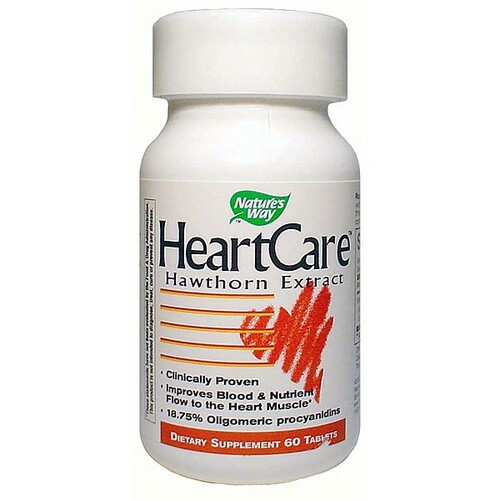 Heart Care - Hawthorn Extract
