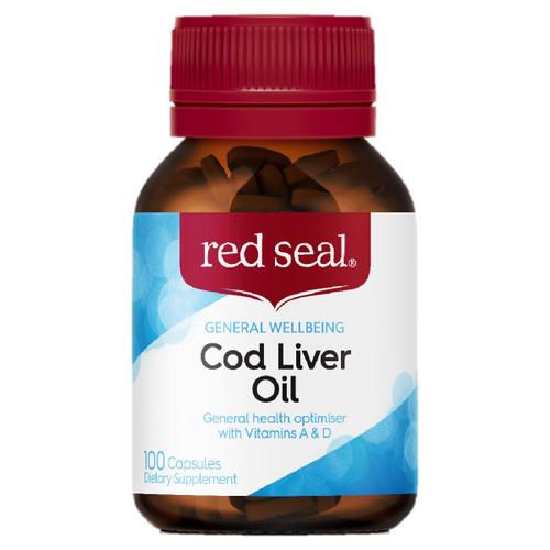 Cod Liver Oil 275mg