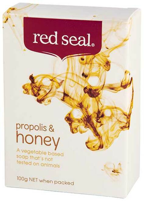 Propolis & Honey Soap