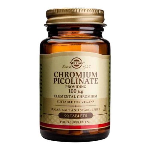 Chromium Picolinate 100ug