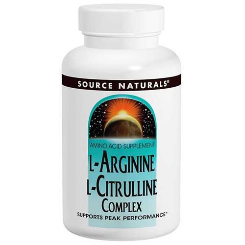 L-Arginine L-Citrulline