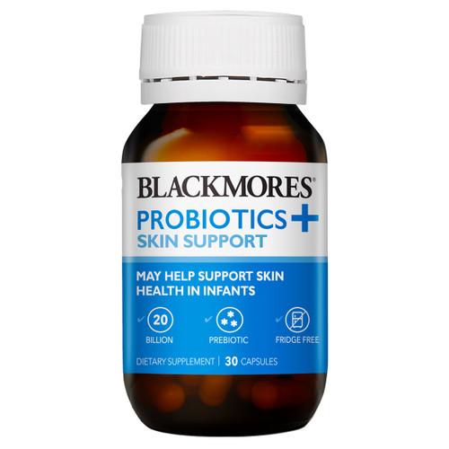 Probiotics+ Skin Support