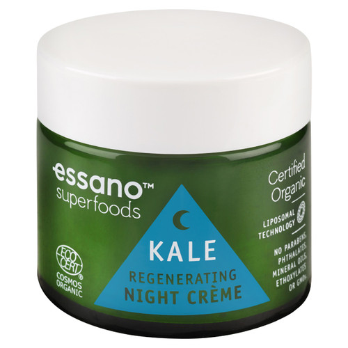 Superfoods Kale Regenerating Night Creme