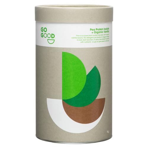 Pea Protein Isolate + Organic Vanilla