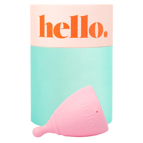 Hello Cup Blush Large