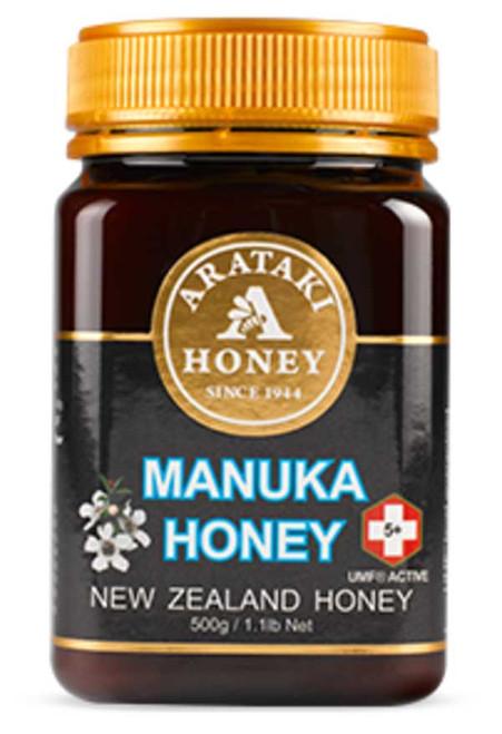 Manuka Honey UMF 5 +
